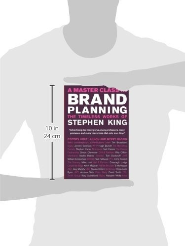 libro a master class in brand planning: the timeless works o