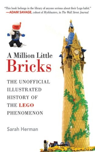 libro a million little bricks: the unofficial illustrated