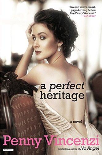libro a perfect heritage - nuevo