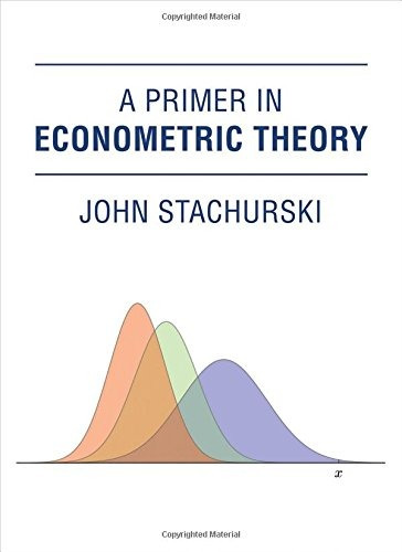 libro a primer in econometric theory - nuevo
