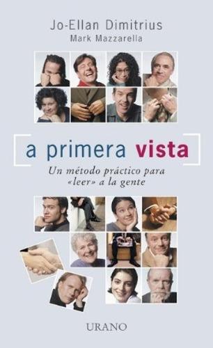libro, a primera vista  método práctico para leer a la gente