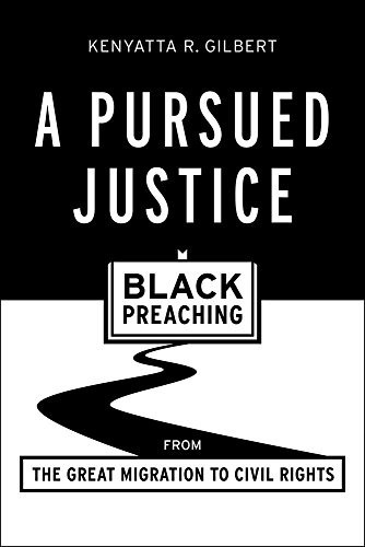 libro a pursued justice: black preaching from the great mi