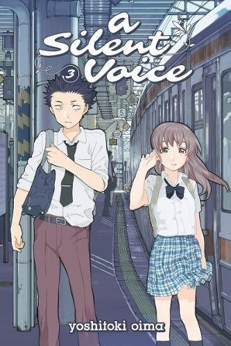 libro a silent voice 3 - nuevo