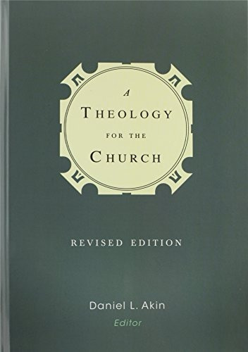 libro a theology for the church - nuevo