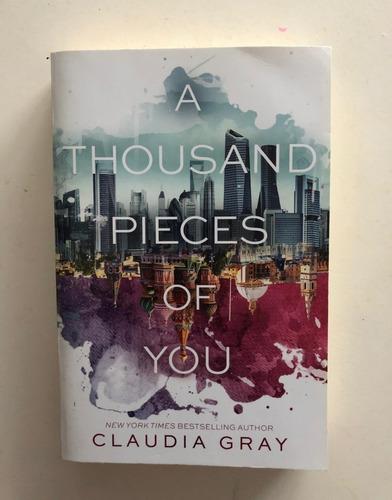 libro: a thousand pieces of you