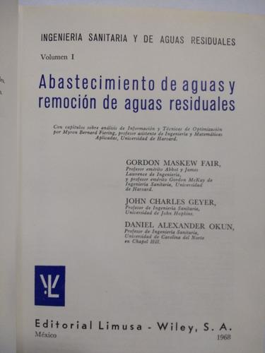 libro abastecimiento de agua y remocion de aguas residuales