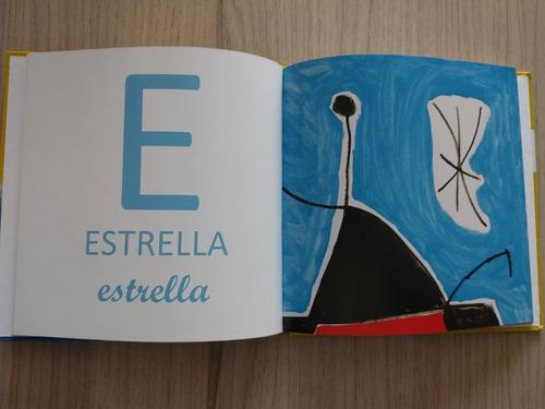 libro abecedario miró