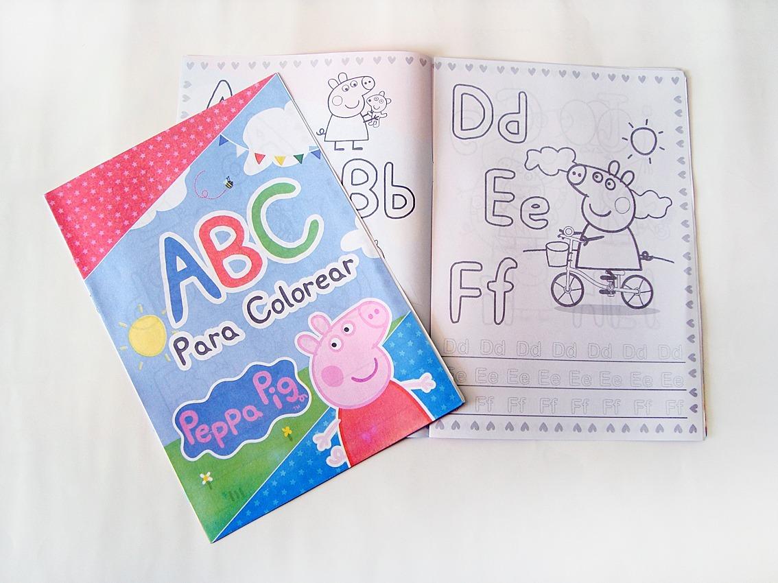 Encantador Libro De Colorear Abc Imágenes - Enmarcado Para Colorear ...