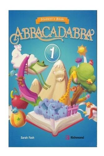 libro abracadabra 1 ingles richmond