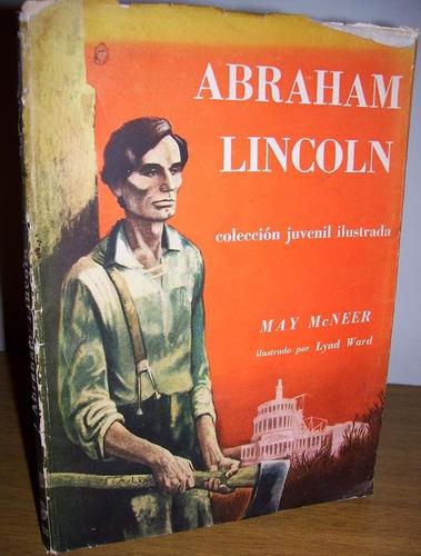 libro  - abraham lincoln