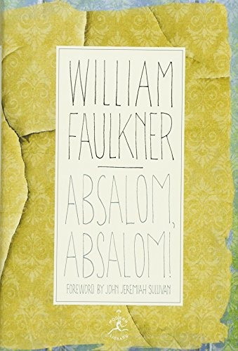 libro absalom, absalom!: the corrected text - nuevo -