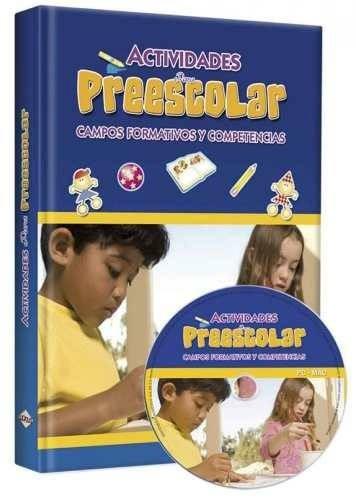 libro actividades para preescolar - lexus