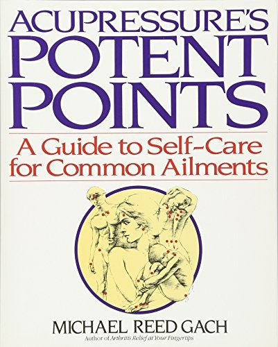 libro acupressure's potent points: a guide to self-care fo