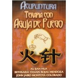 libro acupuntura terapia con aguja de fuego