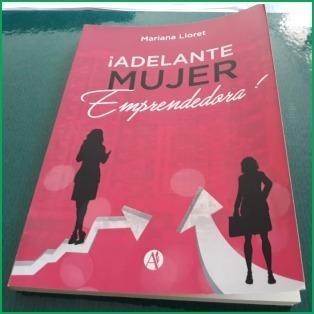 libro ¡adelante mujer emprendedora!