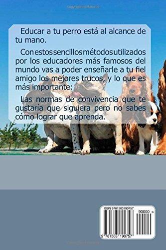 libro : adiestramiento canino facil: perro-obediente.com ...