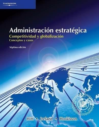 libro administración estratégica, competitividad y globaliza
