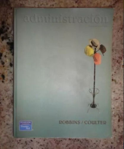 libro administración robbins / coulter