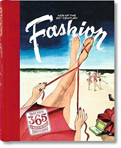 libro ads of the 20th century fashion - nuevo