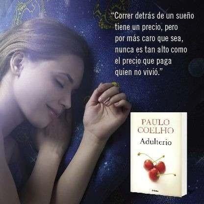 Libro Adulterio Paulo Coelho Para Leer En Telefono Oferta 5 000