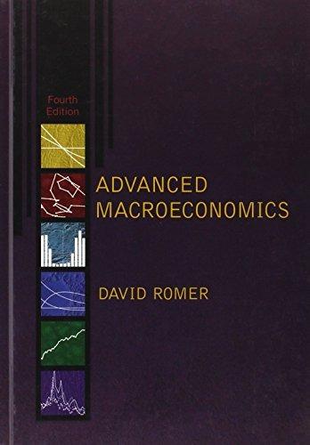 libro advanced macroeconomics - nuevo