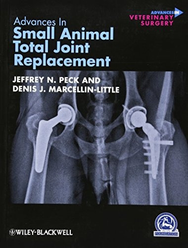 libro advances in small animal total joint replacement