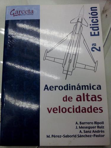 libro aerodinamica de altas velocidades