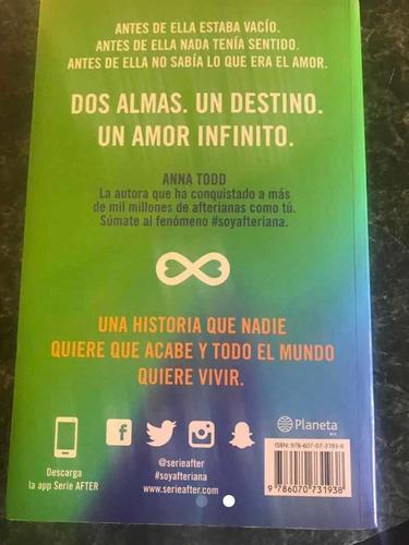 libro after: antes de ella, libro 0