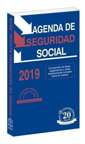 libro agenda de seguridad social 2019 isef