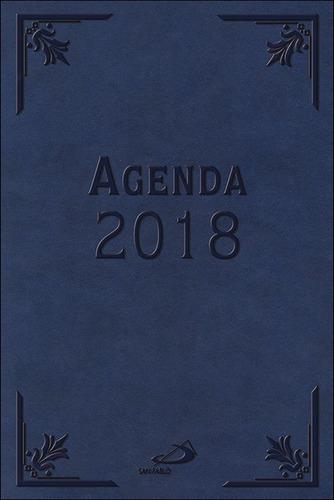 libro: agenda san pablo 2018 - varios autores