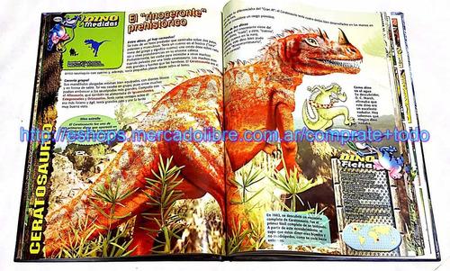 libro al encuentro de los dinosaurios jurásicos r+