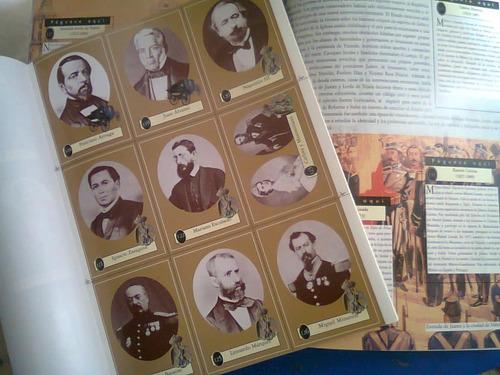 libro álbum de historia de méxico luis gonzales y completo