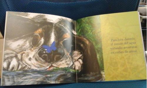 libro albúm mi perrita azul