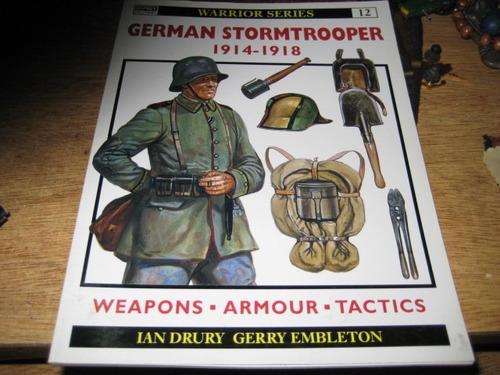 libro alemanes primera guerra  en ingles