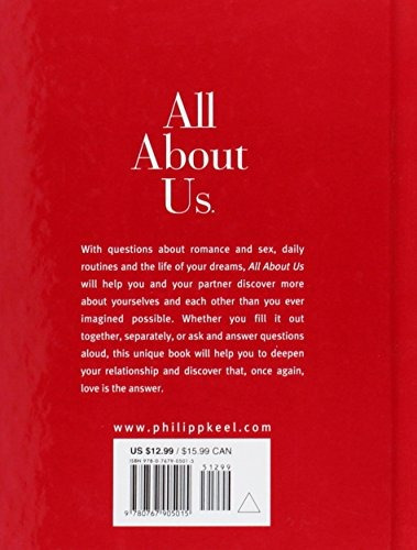 libro all about us - nuevo