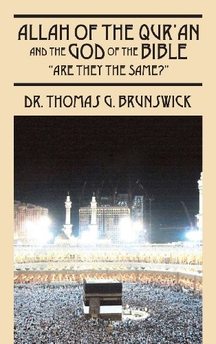libro allah of the qur'an and the god of the bible: are th