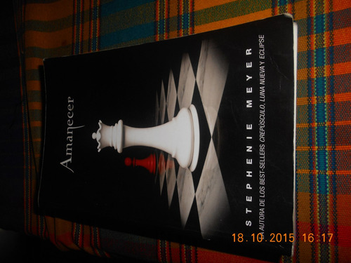 libro amanecer de stephenie meyer saga crepusculo (twilight)