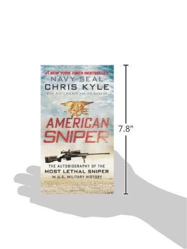 libro american sniper: the autobiography of the most lethal