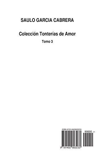 Amor versos y flores 3 (Tonterías de amor) (Spanish Edition)