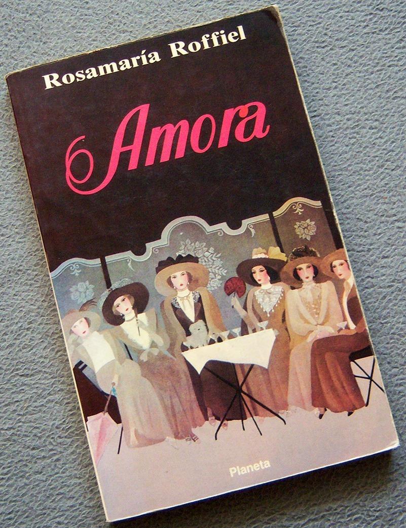 Resultado de imagen para amora libro  rosa maria roffiel