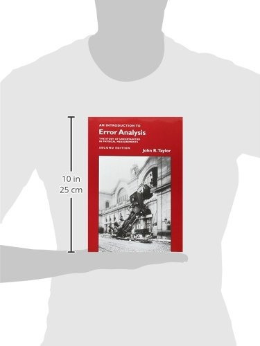 libro an introduction to error analysis: the study of uncert