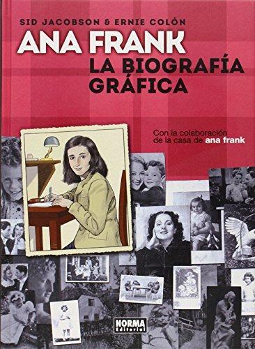 libro ana frank - nuevo