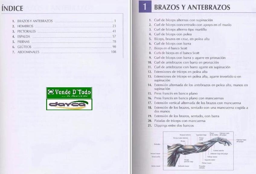 Libro Anatomia De Los Movimientos Musculares Fisioterapia - Bs. 5,99 ...
