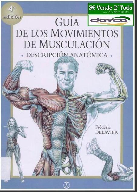 Libro Anatomia De Los Movimientos Musculares Fisioterapia - Bs ...