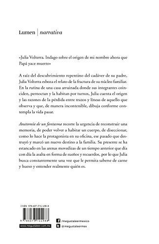 Libro Anatomía De Un Fantasma - Nuevo - $ 770.00 en Mercado Libre