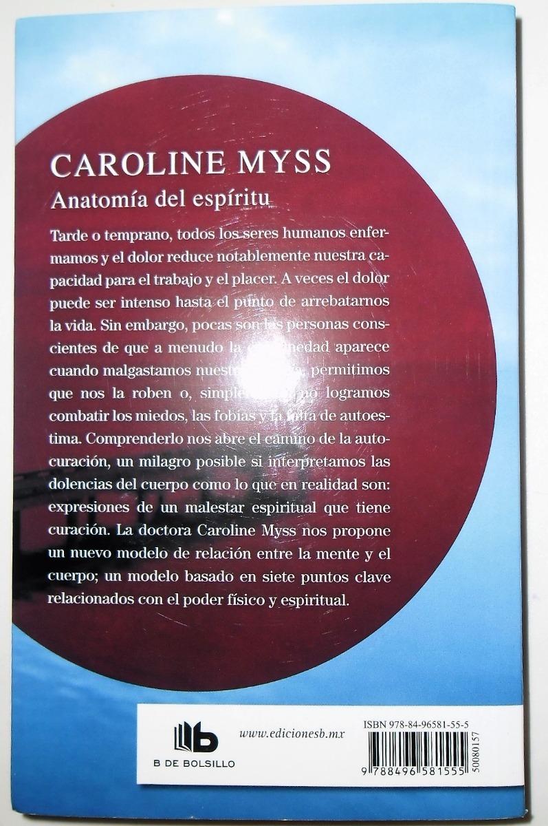 Excelente Carolyn Myss Anatomía Del Espíritu Inspiración - Anatomía ...