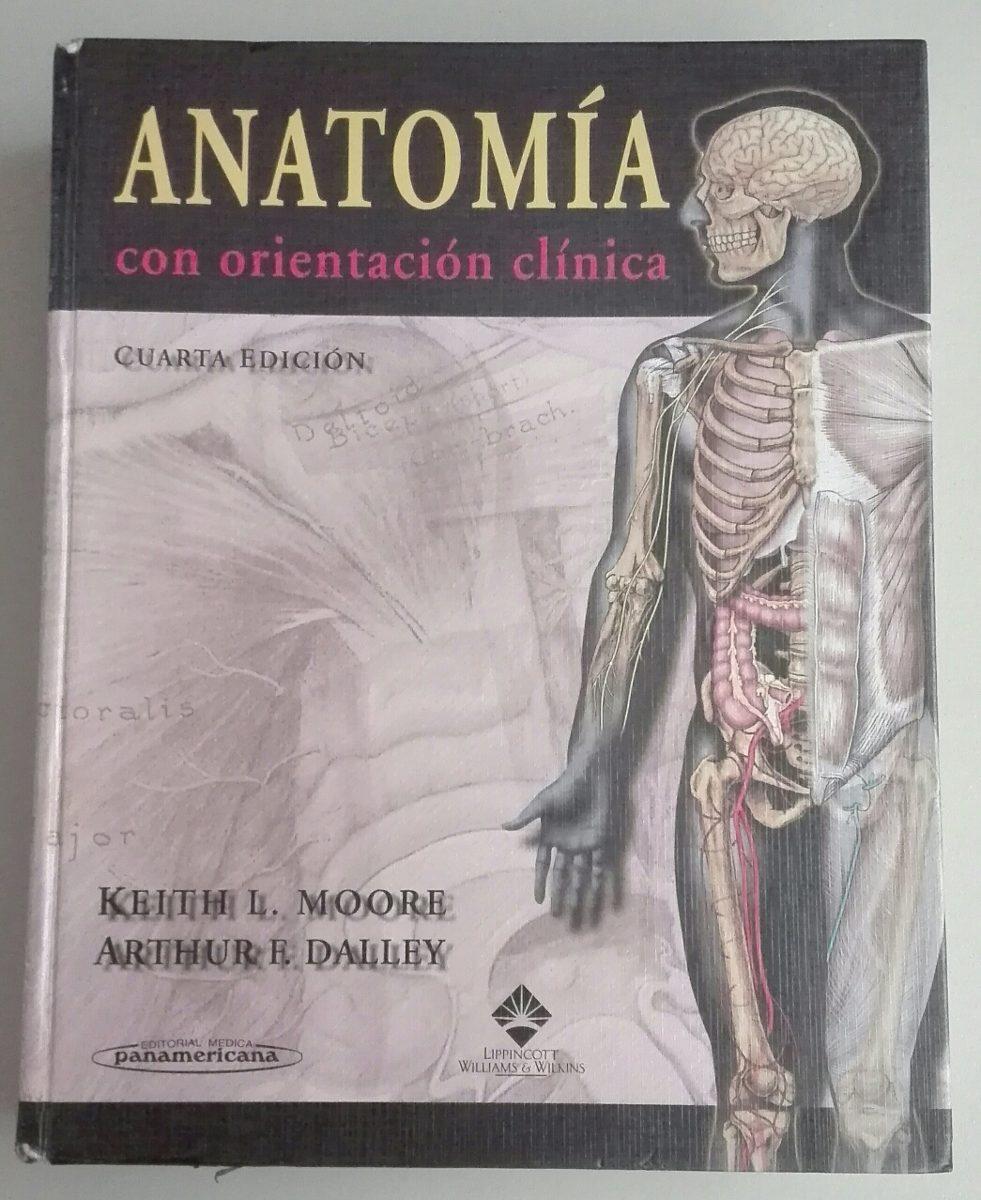 Libro Anatomía Humana Con Orientación Clinica Moore 4ta Ed ...