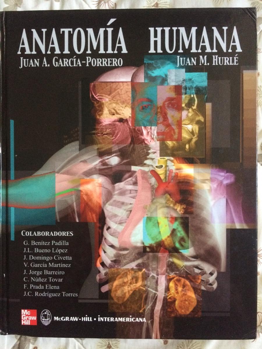 anatomia humana porrero
