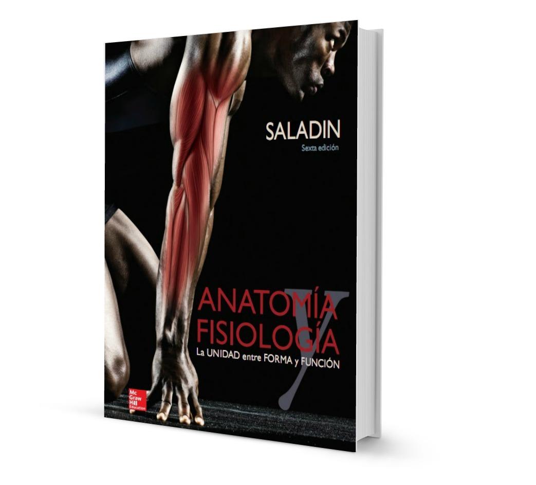 Libro Anatomía Y Fisiología La Unidad Entre Forma Y Función - Bs ...
