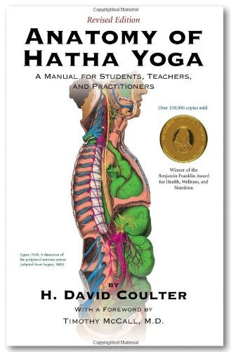 libro anatomy of hatha yoga: a manual for students, teachers